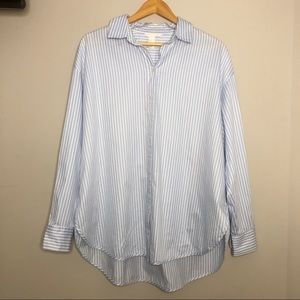 H&M - Oversized Button Down Shirt